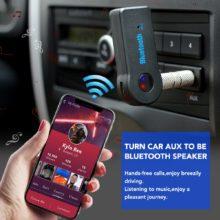 AUX мини Автомобильный Bluetooth музыкальный приемник для opel astra j volvo xc60 bmw e92 ford focus mk3 peugeot 406 vectra