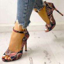 Женские туфли-лодочки на высоком каблуке; босоножки; модная летняя обувь; женские пикантные туфли на высокой шпильке 10,5 см и 6,5 см с открытым носком