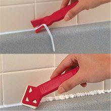 2 шт./компл. Мини ручной работы скребок для инструментов практичный напольный очиститель плитка приспособление для очистки поверхностей клеевая лопатка для удаления остаточных продуктов