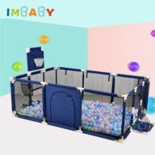 Детский манеж IMBABY для новорожденных, детский манеж для бассейна, Детский защитный барьер