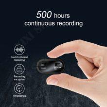 XIXI шпион 500 часов диктофон ручка-диктофон аудио звук мини активированный цифровой профессиональный микро флэш-накопитель