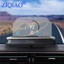 Автомобильный автомобильный Автомобильный HUD навигационный проектор для мобильного телефона GPS навигационный проектор Универсальный держатель для телефона
