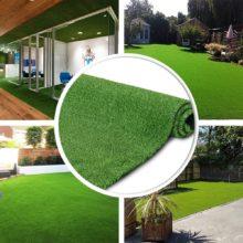 Искусственный газон WHDZ 1 м * 1 м/1 м * 2 м, искусственный газонный коврик для помещения и улицы, искусственный газон