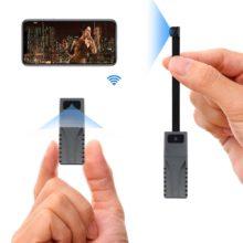 JOZUZE HD 1080P DIY портативная WiFi IP мини камера P2P беспроводная микро веб-камера видеокамера видеорегистратор поддержка дистанционного просмотра TF карта