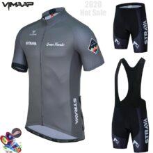 STRAVA Мужская одежда для велоспорта, дышащая Спортивная одежда для гоночной команды, шорты для велоспорта, NW, 2020