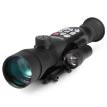 Монокулярный телескоп ночного видения, мерцающий полноцветный телескоп ночного видения 1080p