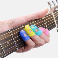 4 шт., защитное покрытие для гитары, для укулеле и бас