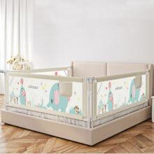 Детская безопасная кровать, ограждение для кровати, барьер, манеж для дома, для детей, для малышей, ограждение для кроватки, ограждение для кроватки, ворота, складная детская безопасность, ограждение