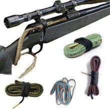 Охотничье ружье для чистки отверстий Snake.22 Cal.223 Cal.38 Калибр и 5,56 мм, 7,62 мм, 12GA набор для чистки винтовки ствол Калибр змеиная веревка
