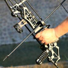 30-50LBS изогнутый лук с металлической ручкой для стрельбы из лука с правой рукой, инструмент для охоты и охоты, русский покупатель может купить