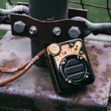 Divoom эспрессо портативный Bluetooth беспроводной динамик с FM-радио и поддержкой 32G Micro TF карта с подаропосылка вкой для девочки