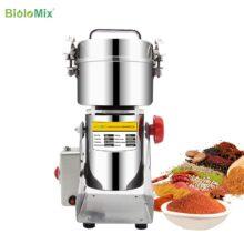 Кофемолка BioloMix, 700 г, зерна, специи, травы, злаки, кофе