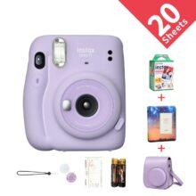 Оригинальная камера Fujifilm Instax Mini11, горячая распродажа, Новое мгновенное фото, 5 цветов